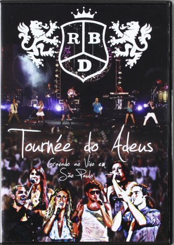 Rbd Tournee Do Adeus Import Eu