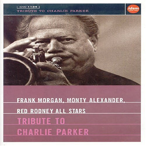 Frank Morgan Tribute To Charlie Parker Import Esp Ntsc Pal (0)