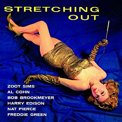 Zoot Bob Brookmeyer Sims Stretching Out Import Esp Remastered
