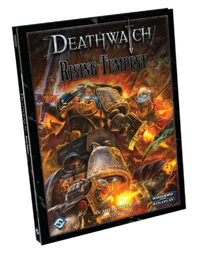 Fantasy Flight Games Deathwatch Rising Tempest
