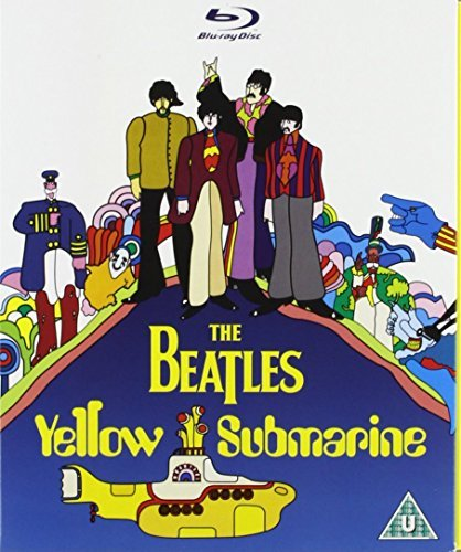Beatles Yellow Submarine Blu Ray
