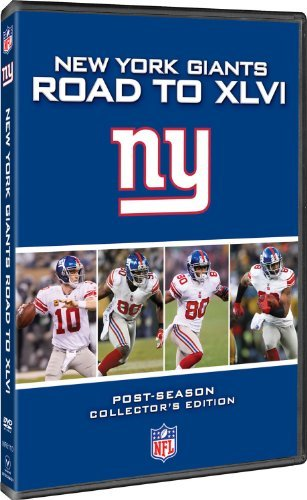 New York Giants Road To 46 New York Giants Road To 46 Nr 4 DVD