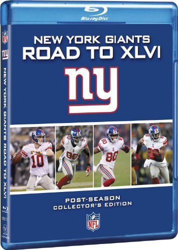 New York Giants Road To 46 New York Giants Road To 46 Nr 2 Br