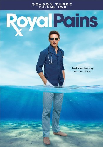 Royal Pains Season 3 Volume 2 DVD