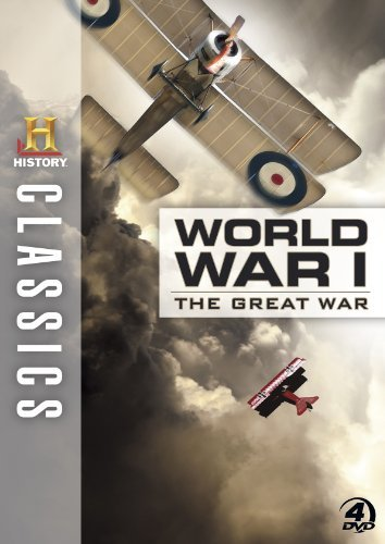 World War 1 The Great War History Classics Revised Ed. Nr 4 DVD