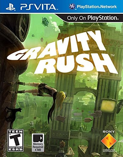 Psv Gravity Rush Sony Computer Entertainme T