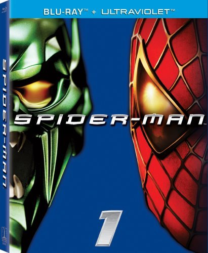 Spider Man Maguire Dunst Dafoe Franco Blu Ray Ws Pg13 Incl. Movie Ticket