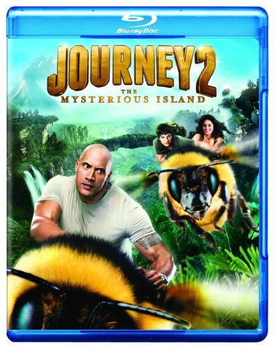 Journey 2 The Mysterious Isla Best Buy Walmart Exclusive Blu Ray Ws Pg