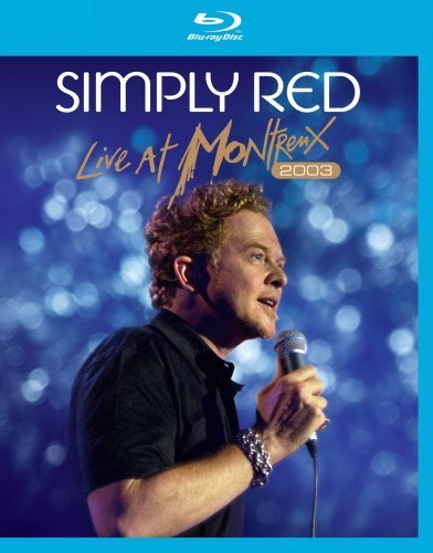 Simply Red Live At Montreux 2003 Blu Ray Nr