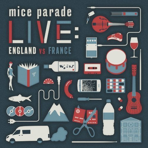Mice Parade Live England Vs. France