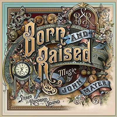 John Mayer Born & Raised (3lp) 3 Lp