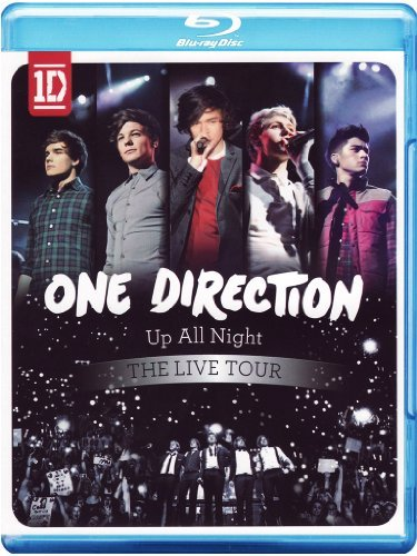 One Direction Up All Night The Live Tour Import Eu