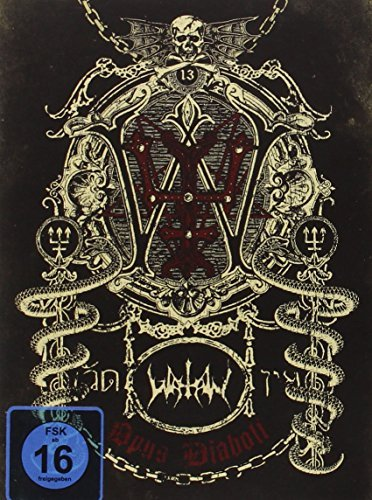 Watain Opus Diaboli 2 CD Incl. DVD