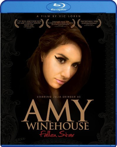 Amy Winehouse Fallen Star Blu Ray Nr