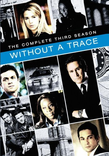Without A Trace Season 3 DVD R