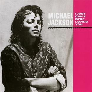 Jackson Michael I Just Can't Stop Loving You Import Eu