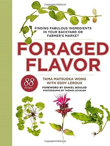 Tama Matsuoka Wong Foraged Flavor Finding Fabulous Ingredients In Your Backyard Or