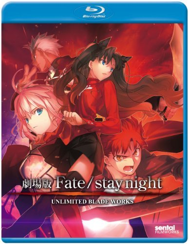 Fate Stay Night Unlimited Blad Fate Stay Night Unlimited Blad Blu Ray Ws Nr