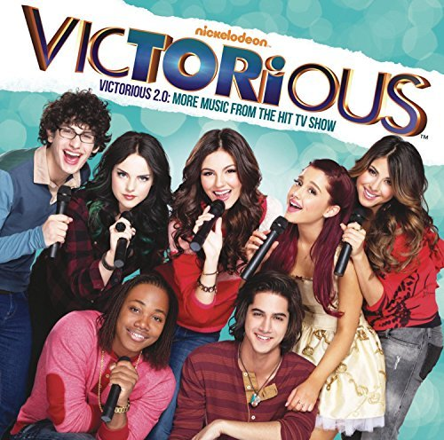 Victorious Cast Victorious 2.0 More Music Fro Feat. Victoria Justice