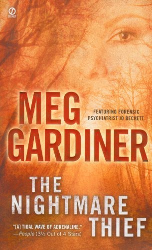 Meg Gardiner Nightmare Thief The