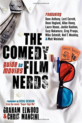 Graham Elwood The Comedy Film Nerds Guide To Movies