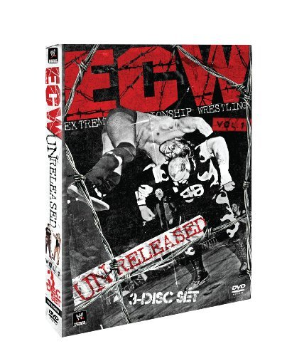 Ecw Unreleased Vol. 1 Wwe