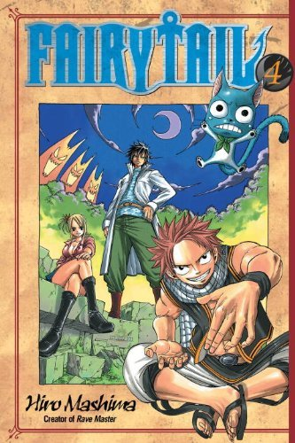 Hiro Mashima Fairy Tail Volume 4