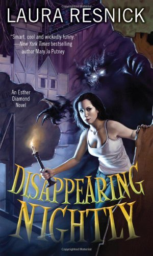 Laura Resnick Disappearing Nightly