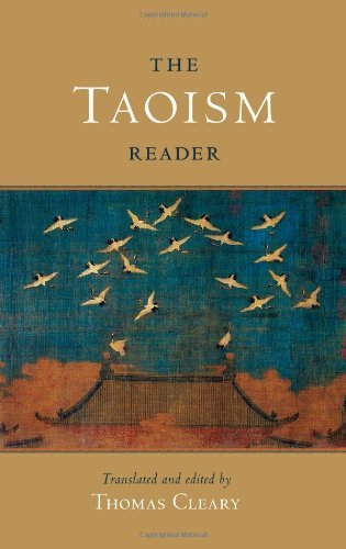 Thomas Cleary The Taoism Reader