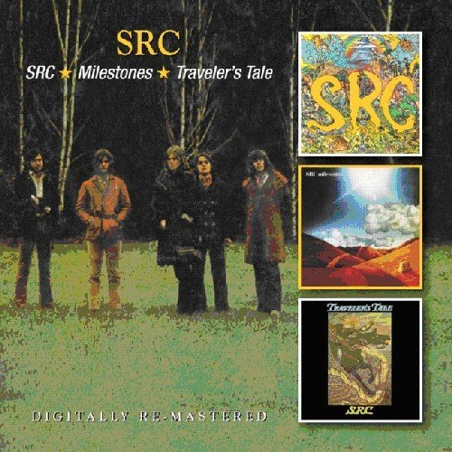 Src Src Milestones Traveler's Tale Import Gbr 2 CD Remastered