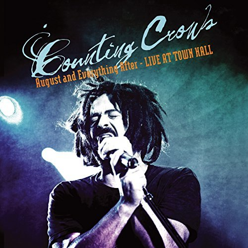 Counting Crows August & Everything After Live From Town Hall 180 Gram White Vinyl