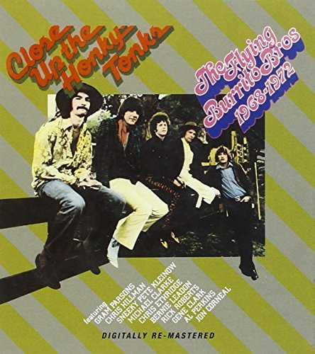 Flying Burrito Brothers Close Up The Honky Tonks Import Gbr Remastered