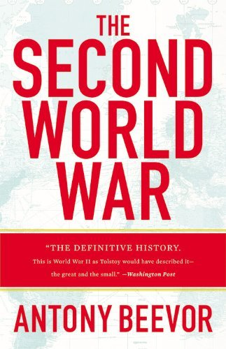 Antony Beevor Second World War The