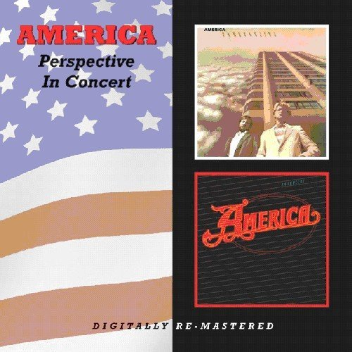 America Perspective In Concert Import Gbr 2 On 1 Remastered