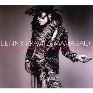 Lenny Kravitz Mama Said Explicit Deluxe Ed. 2 CD