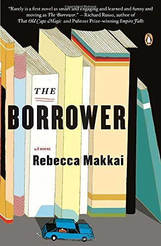 Rebecca Makkai The Borrower