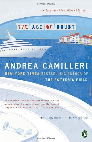 Andrea Camilleri The Age Of Doubt