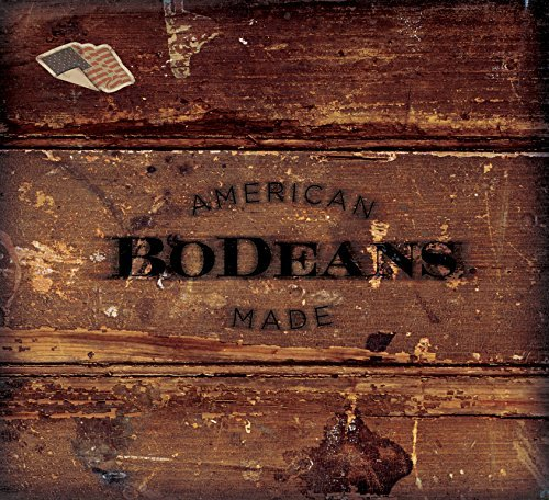 Bodeans American Made Digipak