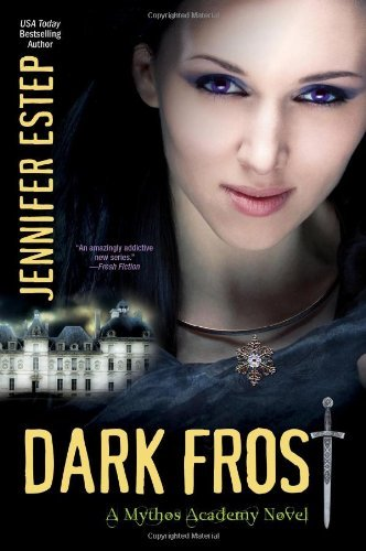 Jennifer Estep Dark Frost