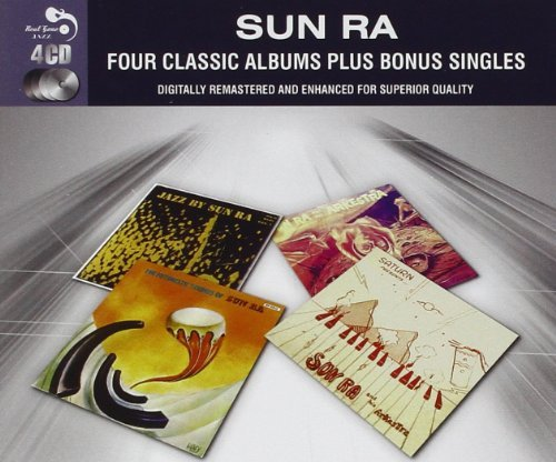 Sun Ra Four Classic Albums Import Gbr 4 CD