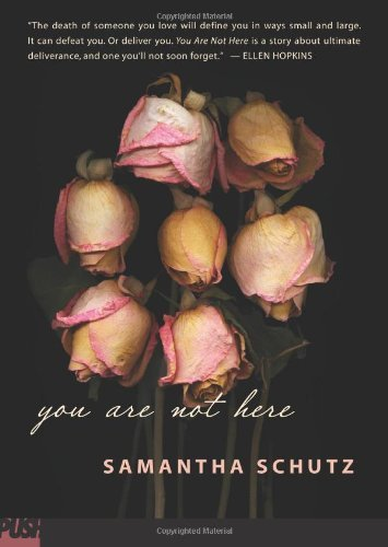 Samantha Schutz You Are Not Here