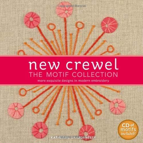 Katherine Shaughnessy New Crewel The Motif Collection