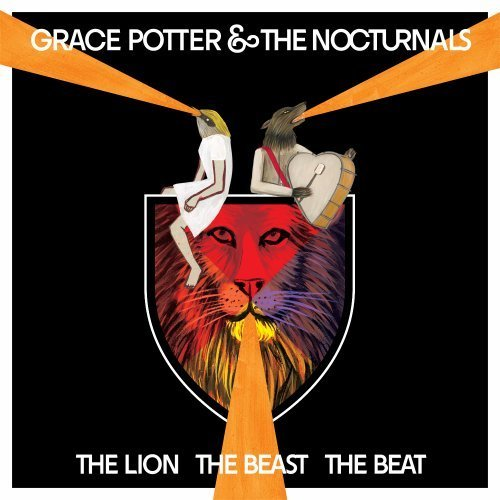 Grace & The Nocturnals Potter Lion The Beast The Beat Deluxe Deluxe Ed.