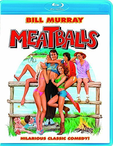 Meatballs Murray Atkin Lynch Blu Ray Ws Nr