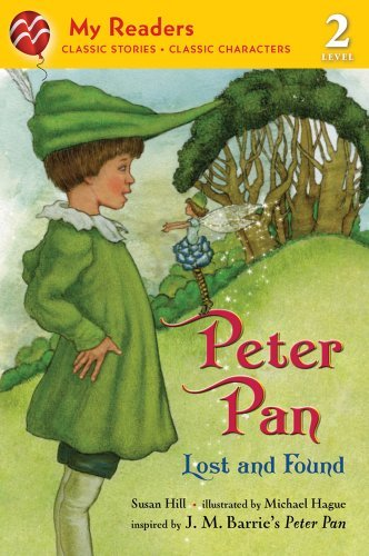 J. M. Barrie Barrier Peter Pan Lost And Found