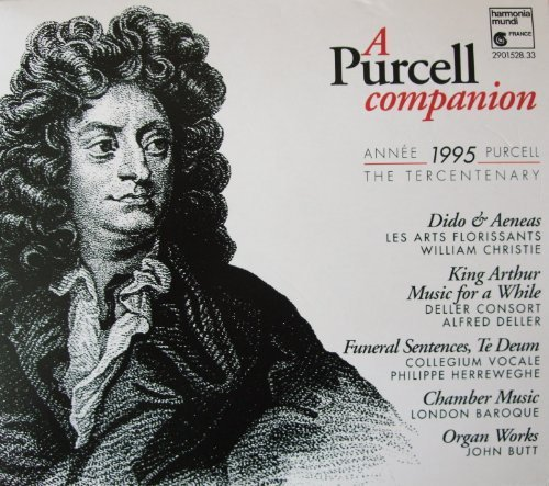 H. Purcell Companion 1995 Tercentenary Various Various