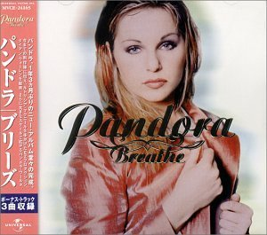Pandora Breathe Incl. Bonus Tracks
