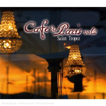Cafe Paris Vol. 2 Cafe Paris Import Eu 2 CD Set