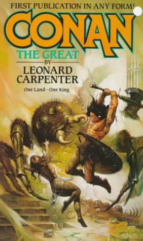 Leonard Carpenter Conan The Great