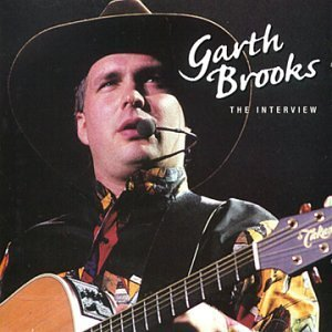 Garth Brooks Interview Picture Disc